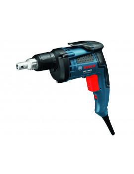 BOSCH Skrutkovac s hlbkovým dorazom GSR 6-60 TE Professional 0601445200