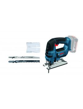 BOSCH GST 18 V-LI B Professional Solo Akumulátorová priamočiara píla bez akumulátora a nabíjacky 06015A6100