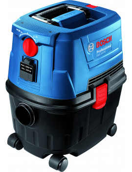 Bosch GAS 15 PS - Professional mokro-suchý vysávac 06019E5100
