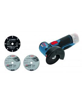 BOSCH GWS 12V-76 Professional - 0 601 9F2 000 - akumulátorová uhlová brúska bez akumulátora a nabíjačky