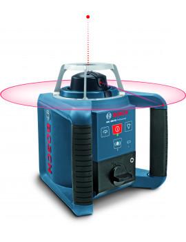 Bosch GRL 300 HV Set Professional Rotačný lasér + BT 300 HD Statív + GR 240 Meracia lišta 061599403Y