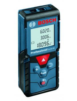 Bosch GLM 40 Professional - Laserový merac vzdialeností 0601072900 0601072900