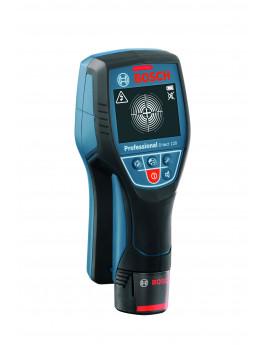 Bosch Wallscanner D-tect 120 Univerzálny detektor + akumulátor 10,8 V + nabíjacka + L-Boxx 0601081301