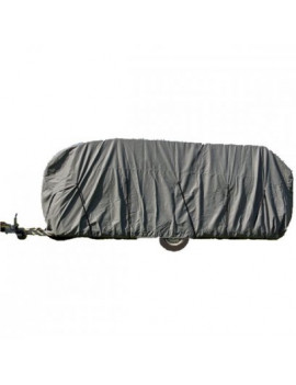 DEMA Ochranná plachta na karavan 550x225x220 cm Jesolo 3