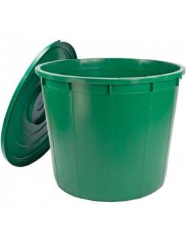 DEMA Sud / nádrž na dažďovú vodu s vekom 500 litrov, zelená