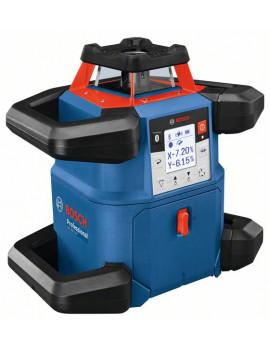Bosch GRL 600 CHV - 06159940P5 - Rotačný laser so statívom a latou 06159940P5