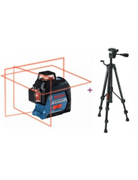 Bosch GLL 3-80 + BT 150 Professional Líniový laser + statív 06159940KD