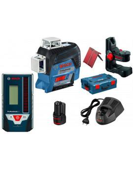Čiarový laser GLL 3-80 C