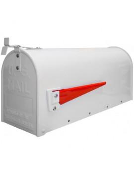 DEMA Americká poštová schránka, biela
