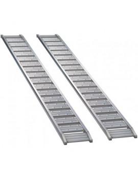 DEMA Hliníkové nájazdové rampy do 1000 kg