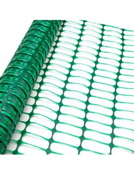 DEMA Bezpečnostný stavebný plot 50x1 m, zelený