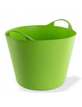 DEMA Multifunkčný flexibilný kôš 25 L, zelený