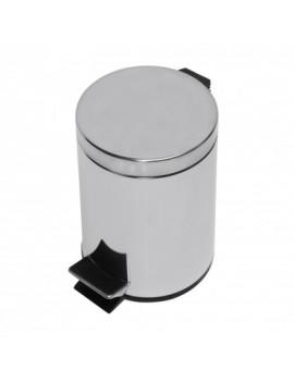 DEMA Odpadkový kôš 12 L, nerez