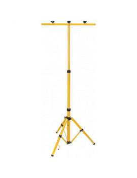 DEMA Teleskopický statív pre 2 reflektory
