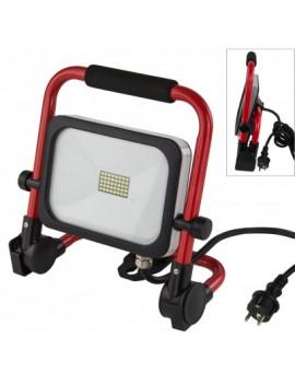 DEMA Prenosný LED stavebný reflektor 20 W L20S