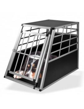 DEMA Prepravná klietka pre psa do auta 65x91x69 cm Bello 1