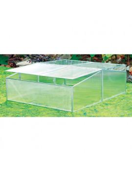 Parenisko Greenhouse G50062, 100x100x048 cm, PC