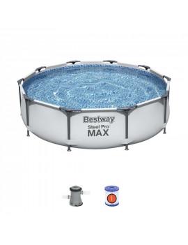 Bazén Bestway® Steel Pro MAX, 56408, 305x76 cm, filter