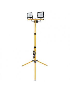 Reflektor Worklight SMD LED BL2-E2, 2x30W, 2400 lm, so stojanom, kábel 2.5 m, IP65