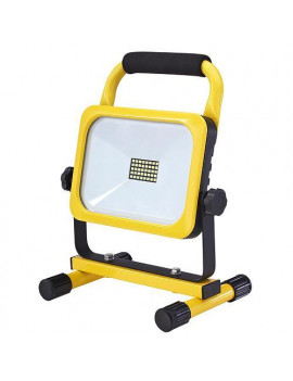 Reflektor Worklight SMD LED 3272, 20W, 7.4V/4400mAh, 1600 lm, IP54, nabíjacie