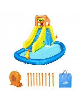 Aquapark Bestway® H2OGO!™, 53345, Mount Splashmore, 435x286x267 cm