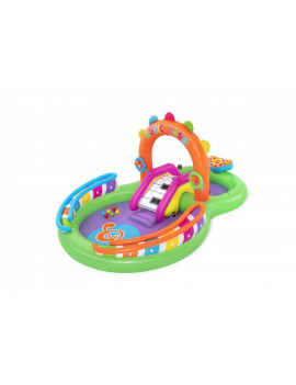 Bazénik Bestway® 53117, Sing 'n Splash, detský, 295x190x137 cm, nafukovací