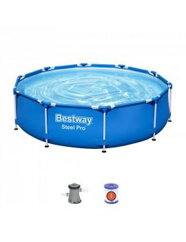 Bazén Bestway® Steel Pro™, 56679, 305x76 cm, filter