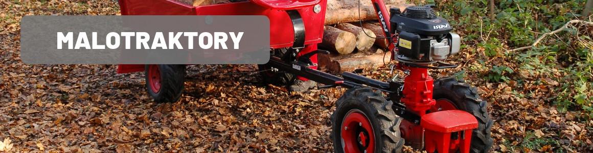 Malotraktory ocenia farmári, poľnohospodári aj lesníci.